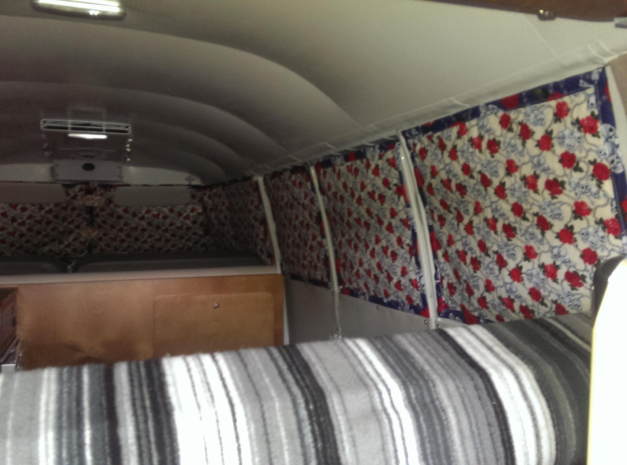 Camper Magna Blinds Delilah S Vw Camper Furnishings
