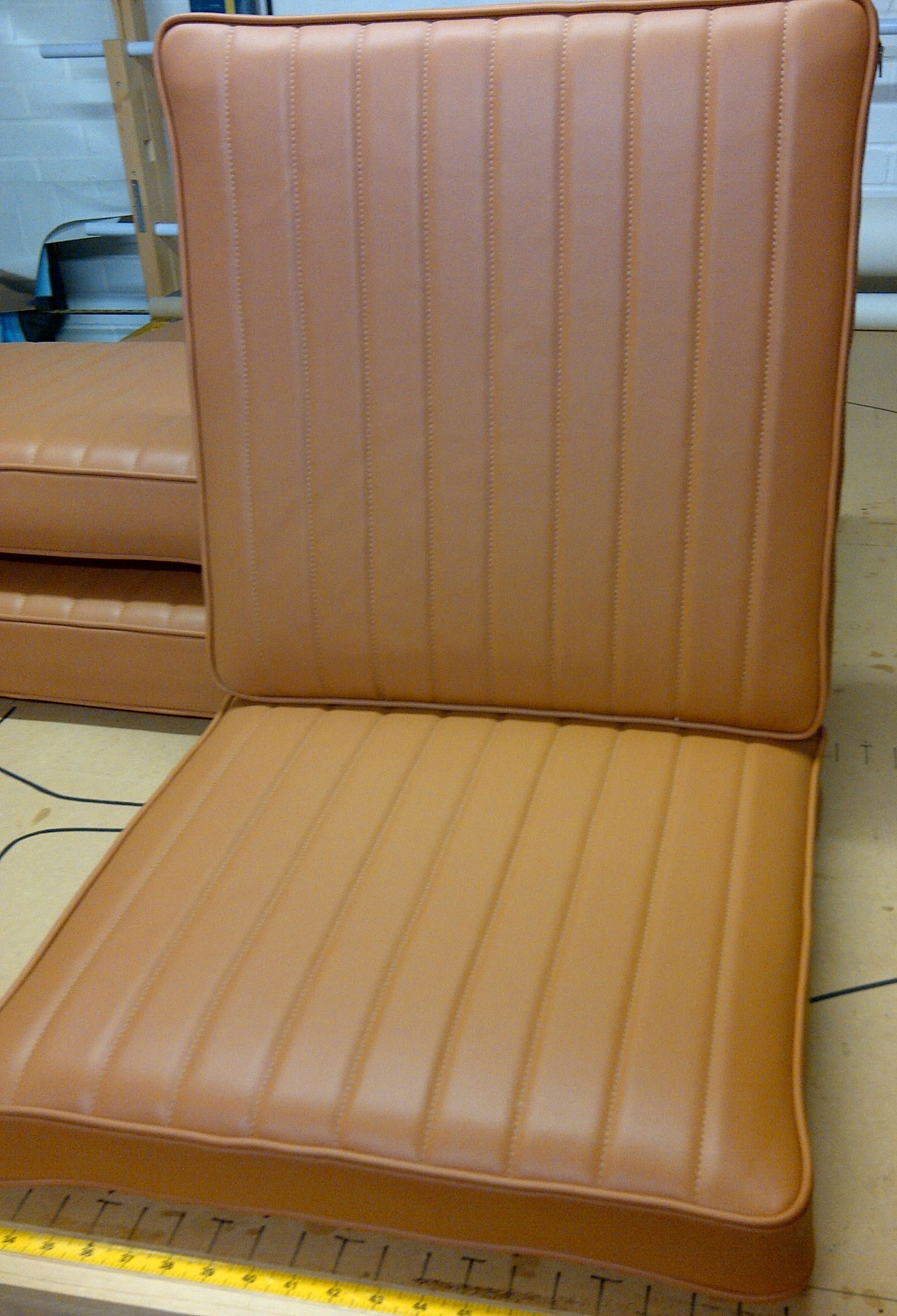 Vw Buddy Seat Delilah S Vw Camper Furnishings